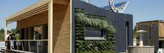 Alba García    (EFEverde).- Las mejores y mas originales casas hechas para aprovechar la energía del sol y el poder del viento podrán verse a partir de septiembre en Madrid.    Estudiantes universitarios de toda Europa construirán sus mejores diseños, aprobados ya desde maquetas: 20 casa a tamaño real que funcionarán directamente con los rayos de sol.