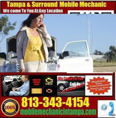 Best Local automotive repair service shop come to home near me Mobile Mechanic, Tampa Bay Area, Car Repair Service, Tampa Florida, Automobile Repair Shop