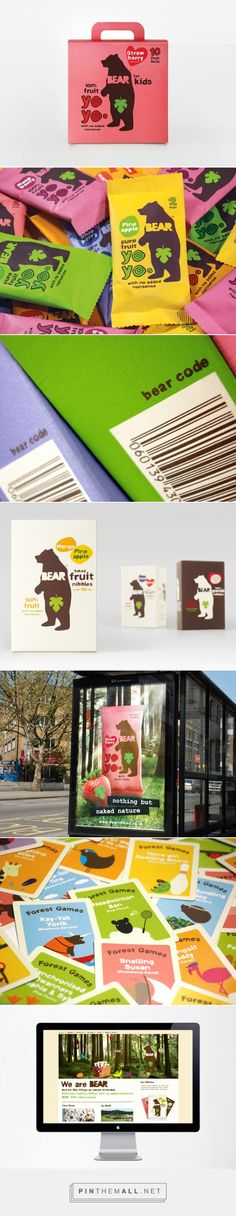 BEAR · Dry fruit snacks · B&B studio ·