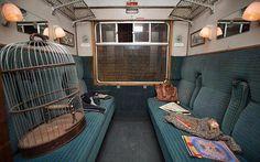 Inside the Hogwarts Express