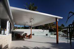 Outdoor patio entertaining pools Ideas for 2019 Pergola With Roof, Pergola Shade, Patio Roof, Pergola Patio, Backyard Patio, Cedar Pergola, Carport Designs, Pergola Designs, Pergola Ideas