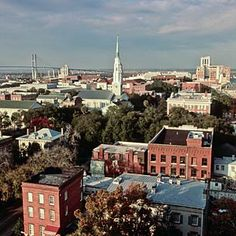 Savannah, Georgia.  What a beautiful place! One of our favorite vacation spots ever as a family.