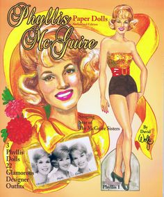 Phyllis McGuire Paper Doll - cleanhouse2000@hotmail center - Picasa Web Albums