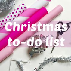 Christmas to-do list! Christmas To Do List, Blog, Beauty, Blogging, Beauty Illustration