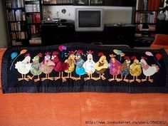 Chicks quilt