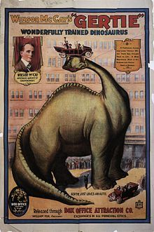 Gertie the Dinosaur (1914). D: Winsor McCay. Selected in 1991.