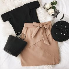 These Spring Outfit Ideas Will Help You Look More Stylish Winter Dress Outfits, Casual Dress Outfits, Hipster Outfits, Casual Summer Outfits, Classy Outfits, Stylish Outfits, Cool Outfits, Fashion Outfits, Fall Dresses