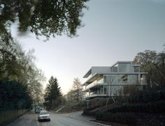 Christian Kerez /// Apartment building on Forsterstrasse  /// Zürich, CH