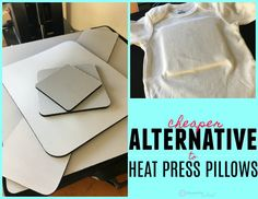 Silhouette Cameo Tutorials, Silhouette Projects, Heat Press Vinyl, Heat Transfer Vinyl, Silhouette School Blog, Garden Route, Vinyl Storage, Making Shirts, Diy Pillows