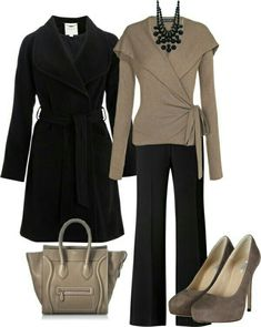 Take a look at the best appropriate business attire in the photos below and get ideas for your work outfits! 5 Outfits to Wear for an Interview: If you're interviewing for a corporate job (law firm, real estate, public relations,… Continue Reading → Fashion Moda, Work Fashion, Fashion Looks, Womens Fashion, Trendy Fashion, Mode Outfits, Casual Outfits, Fashion Outfits, Fashion Trends
