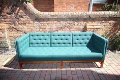 On ebay Original Mid-Century Danish Sofa by Erik Jorgensen EJ315 Wegner Jacobsen eames