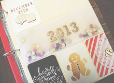 December Daily 2013   The Plan