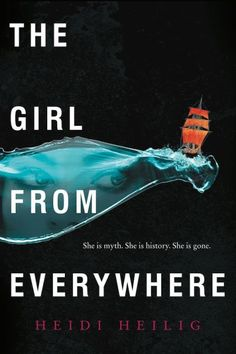 20 Books To Read This Spring - New Book Releases - The Girl From Everywhere - If you're an adult who enjoys a good Y.A. novel, we have the perfect pick for you! Pack your bag, grab a map and get ready to time travel in Heidi Heilig's debut fantasy novel, The Girl From Everywhere. Join Nix as she boards her fathers ship, The Temptation, that can take her anywhere, at anytime, as long as she has a map. Discover more page turners to add to your bookshelf this spring at redbookmag.com.