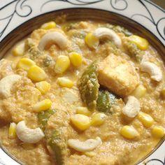 Vegetarian kurkuri sandhira khana khazana vegetarian paneer and corn sabji sandhira khana khazana indian food recipesveg forumfinder Gallery