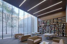 The Etihad Union Museum - iGuzzini Linear Lighting, Light Project, Creative Design, Blinds, Museum, Culture, Architecture, Gallery, Arquitetura