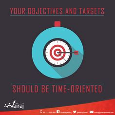 Your objectives and targets should be time-oriented. #Mairaj #Olevel #Alevel #CIE #Economics #Business #AskMAIRAJ