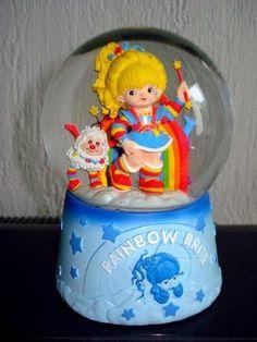 rainbow brite Love Rainbow, Rainbow Colors, 90s Childhood, Childhood Memories, Early 90s Toys, Nostalgia, Rainbow Brite, Circus Theme, Snow Globes