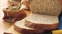 Want to add flaxseed to your baking? Try this homemade whole wheat bread.