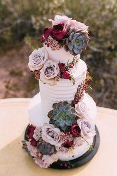 Copper & Rose Desert Romance
