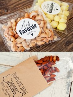 These food safe plastic bags can hold baked goods, roasted nuts, or even fruit slices. Keeps your food fresh and your bags perfect. You can use these with any paper bag in my store or add a sticker and show off your favor food. Fill, Fold, and Seal. Adhesive stripe is on each bag. Pack