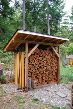 Wood Shed                                                                                                                                                     More