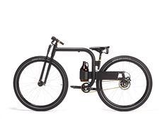 BEAUTIFUL BIKE!! Growler City Bike designed by Joey Ruiter.