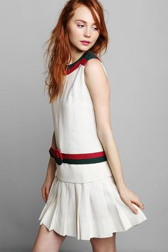 Tennis Dress with Bow