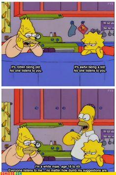 The Simpsons Speak The Sad Truth