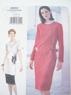 SALE Vogue 9922 Sewing Pattern Misses' Petite by WitsEndDesign