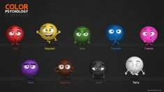 Color Psychology by KellerAC.deviantart.com on @DeviantArt