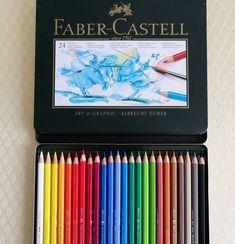 24 Buntstifte Faber Castell Goldfaber Farbstifte permanent studio Qualität