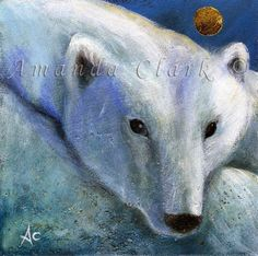 amanda clark artist | The new paintings by Amanda Clark. Miniature is the latest inspiration ...