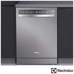 Imagem para Lava-Louças com 14 Serviços Electrolux com Painel Blue Touch Inox - LF14X a partir de Fast Shop