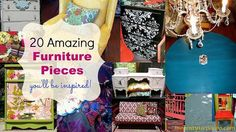 20 fabulous furniture pieces where do you get your furniture, painted furniture, Eclectic Style furniture pieces