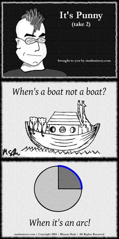When's a boat not a boat? #pun
