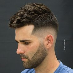 Short Hairstyles for Men http://www.menshairstyletrends.com/short-hairstyles-for-men/ #menshairstyles2017 #menshairstyles #menshaircuts #hairstylesformen #coolhairstyles #coolhaircuts #shorthair #shorthaircuts #shorthairstyles