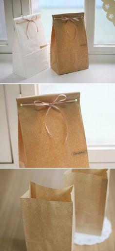 Basic Kraft Paper Bags                                                                                                                                                                                 More