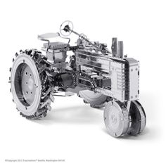 Farm Tractor Metal Earth Fascinations, Inc
