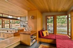 Cady Mountain House by Prentiss Architects