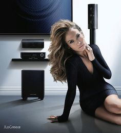 Jennifer Lopez - Brand Ambassador for Harman Kardon