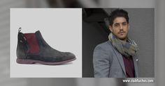 Modelo 8841 - Bota Huellas Negro Bota de caballero que combina con los colores más otoñales. ¿Os gusta? ¡Disfrutad del finde!
