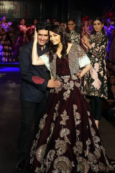 Manish Malhotra Collection at Amazon India Couture Week 2015