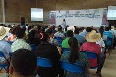 Integrantes de la Secretaría de Desarrollo Sustentable (SEDESU) presentaron el Programa Único de Emprendimiento para el Desarrollo Económico y Social...