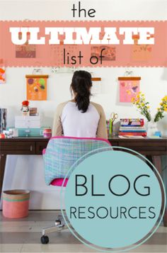 A list of the best blog resources from Wordpress and Blogger masters around the…