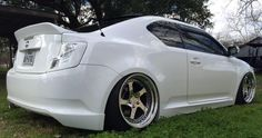 Scion tC2 RS Lip Spoiler