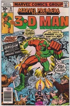 #marvelcomics #marvel #comicbook #comic #cover #comiccover #superheroes #comicwhisperer #comiccovers #marvelpremiere #3dman