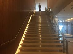 Have you been to the Westin at Denver International Airport? Then you have seen these lovely stairs by E & C Precast! www.EandCPrecast.com  #precast #Denver #Colorado #concrete #stairs #airport Concrete Stairs, Precast Concrete, Front Range, Denver Colorado, International Airport, Projects, Log Projects, Blue Prints, Concrete Steps