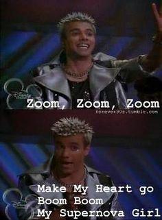I love Zenon!