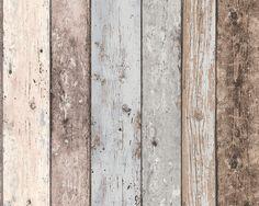 Pastel Wood Panel