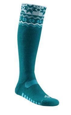 Columbia Sportswear Women's Nordic Wool Ski Sock